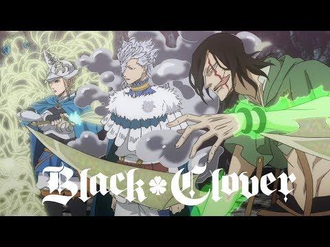 Magic Knight Captains!   Black Clover