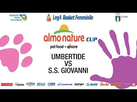 Pallacanestro Femminile Umbertide - Geas Sesto San Giovanni