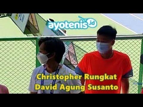 PON XX Papua: Hasil Cabor Tenis Ganda Putra Semifinal