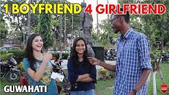 Guwahati Girls Reaction on Handsome Guwahati Boys | Guwahati City Girls Interviews