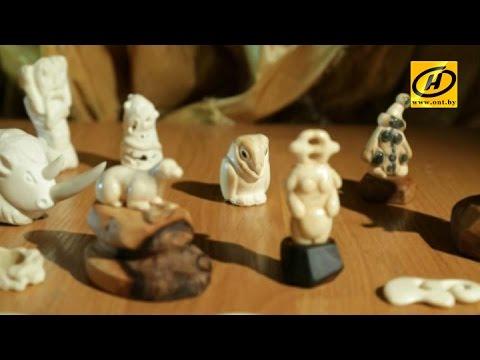видео: Сувениры из костей - бормашина в деле