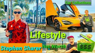 Stephen Sharer Youtuber Rich Lifestyle, Age Net Worth Instagram Family Girlfriends Height Weight