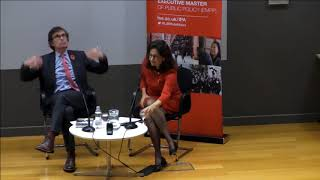 LSE Events | Robert Peston | WTF: what the f--- happened and what happens next? thumbnail