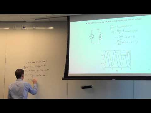 Lecture 12: DC and AC Circuits