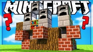 WHAT IS THIS BUILD?? (Minecraft Building Game)
