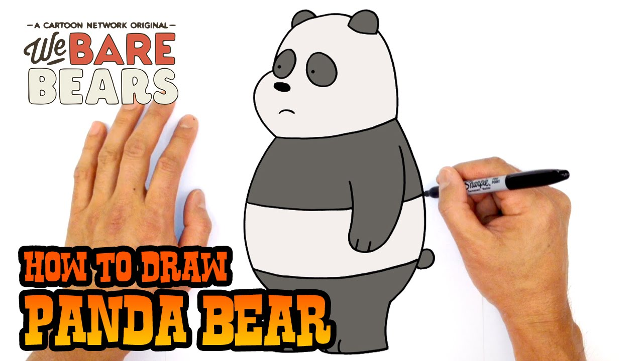 How To Draw Bare Bear