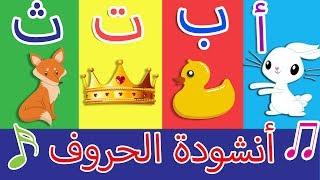 أنشودة الحروف - الف ارنب يجري يلعب - Arabic Alphabet song