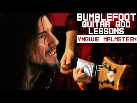 Bumblefoot's Guitar Gods Lesson: Yngwie Malmsteen