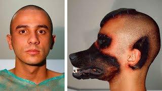 5 ऐसे लोग जिन्होंने खुद को जानवर में बदल दिया   5 Strange peoples in the world   plastic surgeries