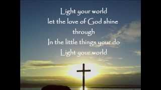 Watch Newsong Light Your World video