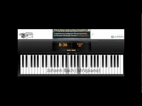 Virtual Piano Skyrim Theme Youtube