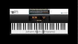 Virtual Piano Skyrim Theme