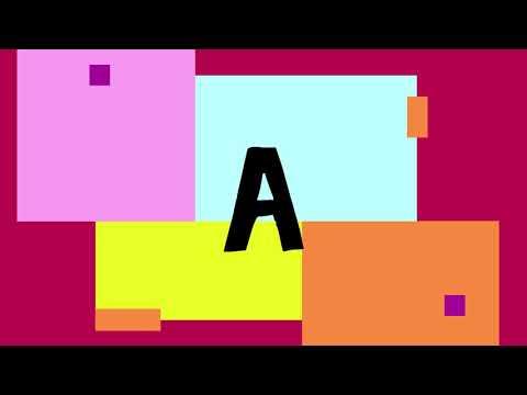 Sar skril pe o baro 'A' - Romanes Alfabetisacija - ABC.RomaEdu.org