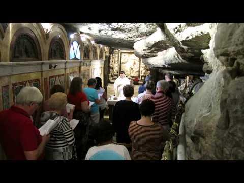 The Cave of Saint Ignatius, Manresa, Spain
