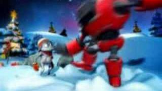 Crazy Frog Christmas Funny Video