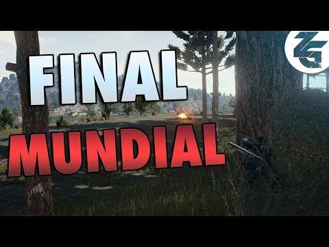 Final MUNDIAL de PUB