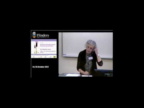 BPD - the Cinderella of mental health: Dr. Martha Kent