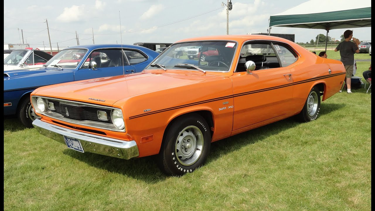 plymouth duster showroom gallery dusters