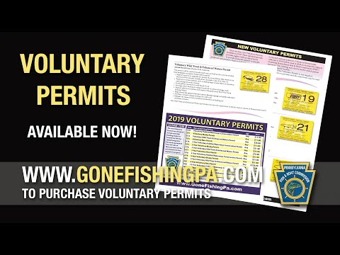 Voluntary Permits Are Now Available