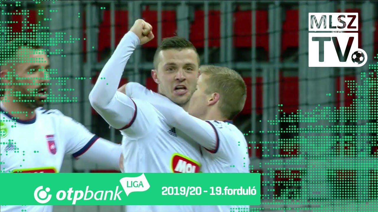 DVSC – MOL Fehérvár FC | 1-1 | (0-1) | OTP Bank Liga | 19 ...