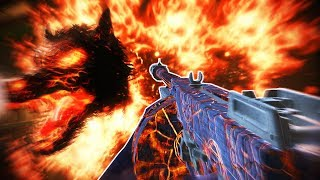 MOTD REMASTERED GAMEPLAY EASTER EGG ENDING! (MOD) Call of Duty Black Ops 3 Zombies Gameplay