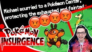 THIS IS REALLY PISSING ME OFF! Pokemon Insurgence Let's Play Episode 5