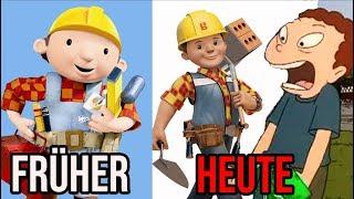 Super RTL - Früher VS Heute | Jay & Arya