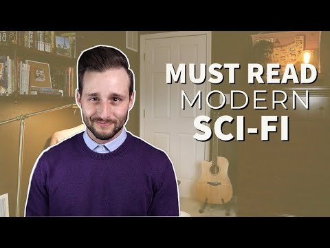 Must Read SCIENCE FICTION Books [Modern]