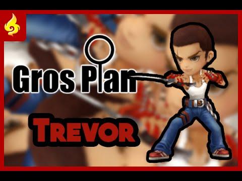 Summoners War - Gros plan - Trevor