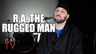 RA the Rugged Man: Donald Trump is a Fat D**k, Hillary is a Corrupt Monster