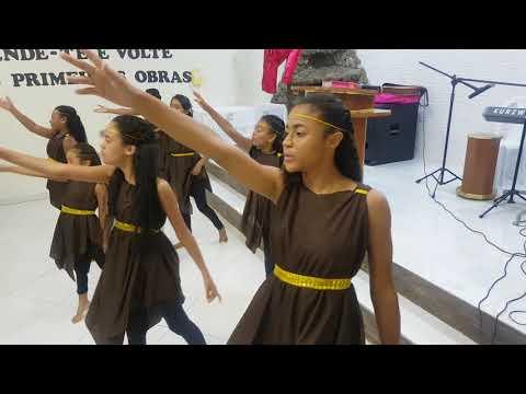 Só uma coisa me satisfaz  (Coreografia) Dança.