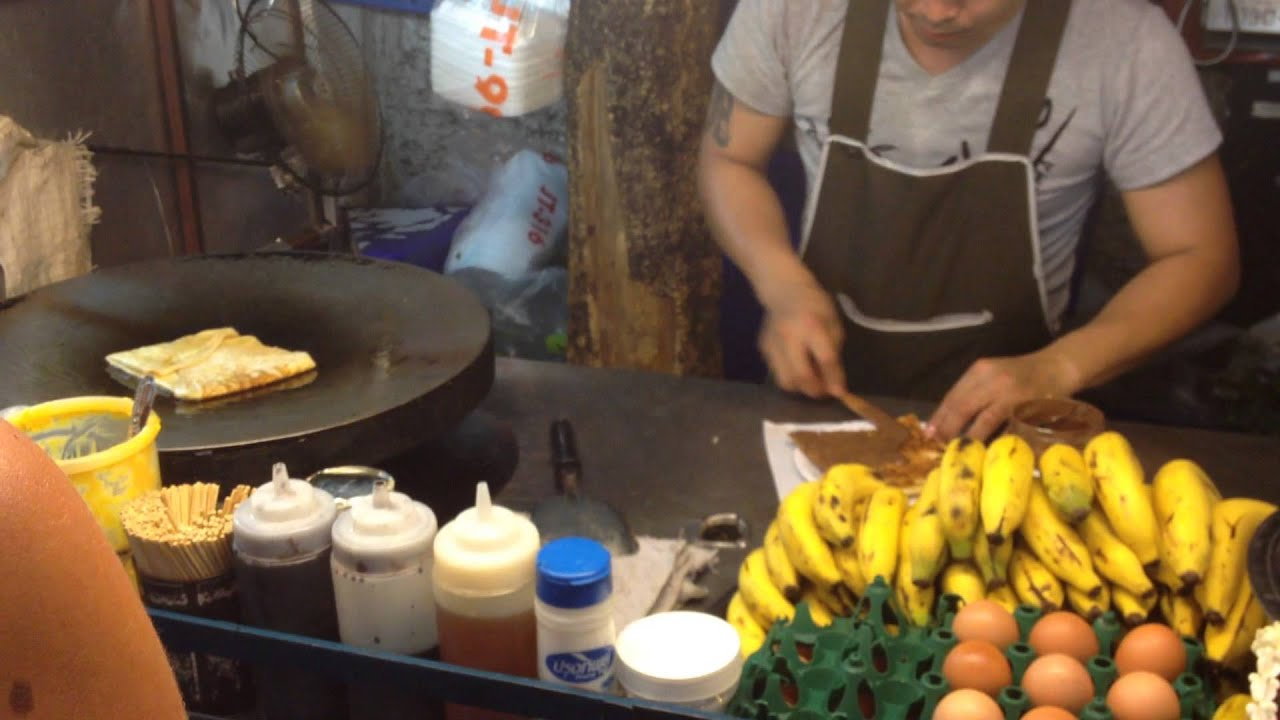 how to make banana roti