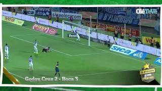 Las Mejores Paredes del Torneo de Primera División Dr. Ramón Carrillo 2014