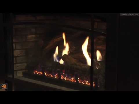 The Innsbrook Traditional Direct Vent Gas Fireplace by Empire
