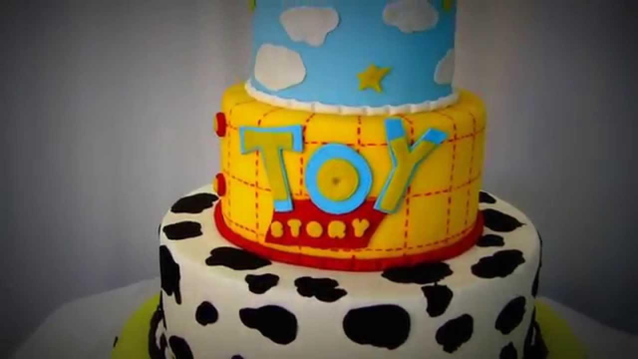 Preferência Bolo Falso Toy Story - Curitiba - YouTube BP42