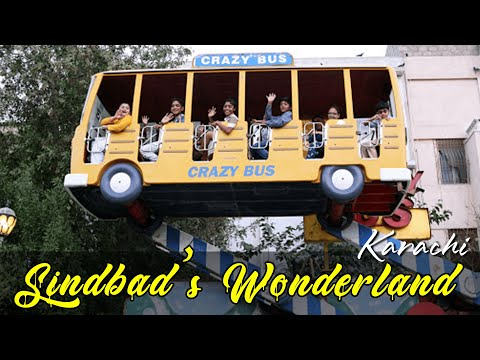 Sindbad's Wonderland Karachi, Pakistan