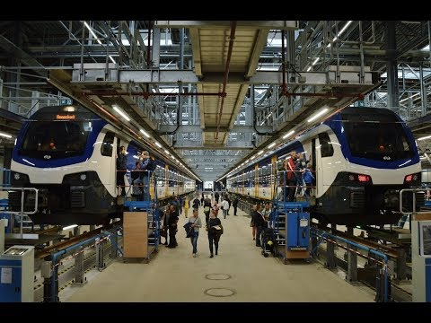 Open dag NedTrain Maastricht - 30 september 2017