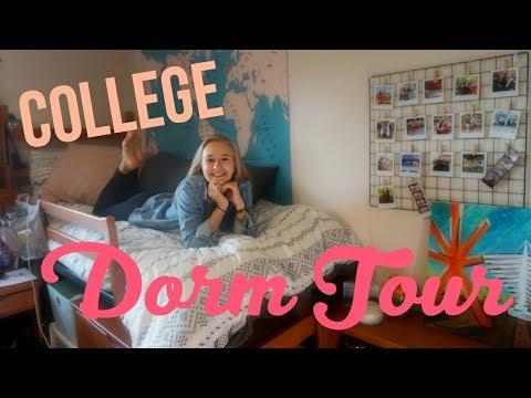 COLLEGE DORM ROOM TOUR 2017 | Marquette University