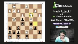 Hack Attack 39: Thomas Rendle vs Ameet Ghasi