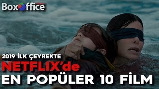 Netflix'de En Popüler 10 Film