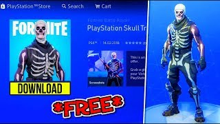 HOW TO UNLOCK *SKULL TROOPER* FOR FREE IN FORTNITE BATTLE ROYALE!!! (2018)