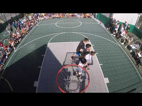 Cathedral School For Boys Slam Dunk Contest 2019