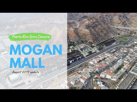 MOGAN MALL PUERTO RICO GRAN CANARIA 28/08/19