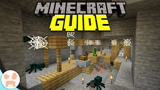 Abandoned Mineshaft at SPAWN! | Minecraft Guide Episode 12 (Minecraft 1.15.1 Lets Play)