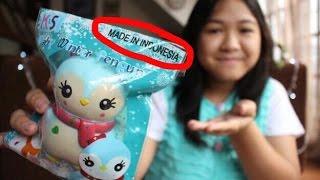 Download Video KARTINI SQUISHY TAG! Spesial Hari Kartini 21 April MP3 3GP MP4