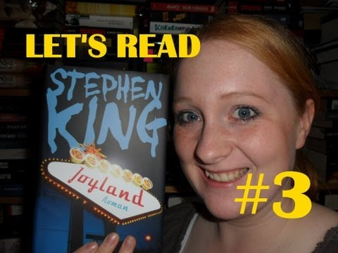[LET'S READ] Joyland - Stephen King #3