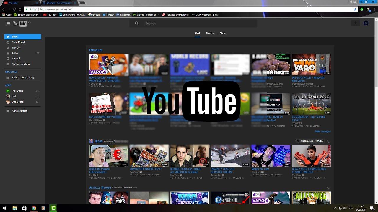 Youtube Schwarz Färben Google Space Design Youtube