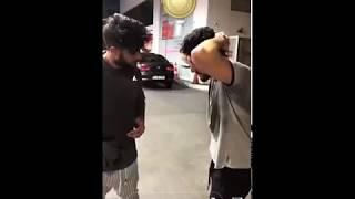 Reynmen vs Shredded Brothers Yahya Boks Maçı
