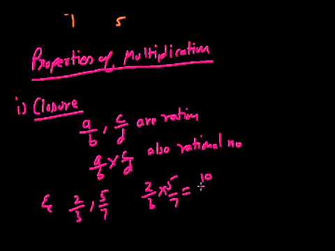 Rational numbers 003