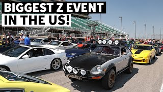 ZCON with Larry Chen! Hunтing for the best Z with Rob Fuller from Z Car Blog!